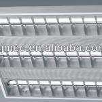 T5 RECESSED TROFFER LAMP GRILLE FIXTURE 3X14W-UN-GLX-314A