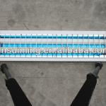2013 Hot Sale T8 Double Tube CE ROHS Fluorescent Light Fittings With Grid Cover-SMF
