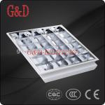 T8 4x18W High Quality FLUORESCENT GRILLE LAMP-GD-Q418JI