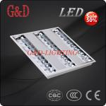 LED GRILLE LAMP 3x7W RECESSED-GD-QL314JI