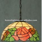 Tiffany Stained Glass Pendant Lamp (TFP-1277)-TFP-1277