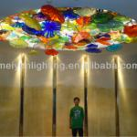 chihuly hand made glass chandelier for hotel-353-055
