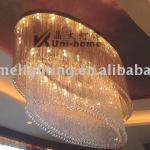 Seven-star hotel suppliers--modern crystal chandelier-JH-G5945