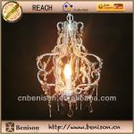 Crystal chandelier lights for decorations with CE approved-BS284-14 MULTI