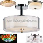 high quality Crystal Ceiling Lamp with competitive price from ceiling lamp factory-TR027 Ceiling lamp