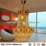 2013 Cheap and charming home decoraton crystal chandeliers C9131-C9131
