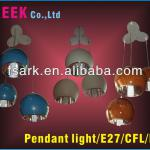 Ball Triple Pendant Light in Brief Modern Appearances-Q3350D-3