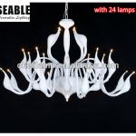 Famous Design chandelier goose head chandelier SL6119/24-SL6119/24