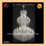 Nice luxury modern crystal pendant lamp chandelier(ZY-083)clamp arm chandelier,hanging lamp-ZY-083D1200H1900L54