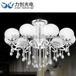 Villa Hall Hotel Chandelier, Crystal Light, Crystal Chandelier for christmas decoration-MX-0001+9