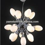 Modern bowling pendant light ball style chandelier-YM-82