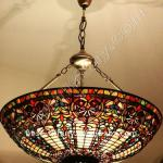 Tiffany big size ceiling lamp-CLC006-27inch