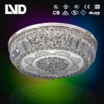 LVD induction lamp crystal chandelier light 02-103-