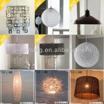 Most popular Rattan/Bamboo/Metal/Crystal Woven Pendant Lamp Industry metal pendant lamp-UHPL-201 for Industry metal pendant lamp