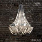 2013 new chech modern aluminum chain Chandelier lightings in cloud shape ETL84139-ETL84139