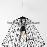 Metal cage design pendant lamp in 2013 hot sale-MP-3175C