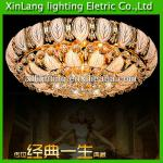 Hot style Traditional led crystal ceiling lamp for hotel lobby-XL-SJX-001