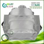5W Square crystal LED downlight-OS-CL-5W004C led downlight