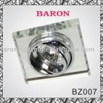 2011 latest crystal ceiling halogen downlight-BZ007