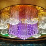 LED Optical Fiber Chandelier Indoor-JFB-DD-XS002001003