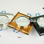 high power square crystal led downlight 3W 240LM CE-HXCDS3-B/S/G-WW/CW-1.0