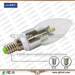 3W E14 led candle-LV7CL-3