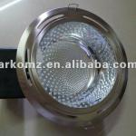 e27 2x26w 2x28w die-casting aluminum ceiling recessed horizontal down light-AK-12A