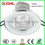9W/11W Indoor recessed energy saving down light-TD3001C