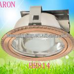 100% quality inspection Newly developed aluminum die-casting 2*E27/PLC 4/6/8 inch down light /Spot light-BR814 CB