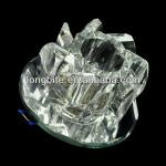 flower high brightness reflection home decoration crystal downlight-Y081