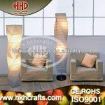 Modern home decoration items paper floor lamp-HHD-L2044-2