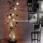 Decorative lighting vase floor standing lamp 7576-6-standing lamp MT7576-6 Black