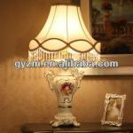 2013 popular fancy table Lamp for cafe bar-GY-ZML004