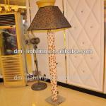 polyester paper lamp shades for floor lamps-DM-FL-001
