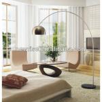 2012 Best Sale Modern Floor Lamps in Finishing Rod Design with Silver Color,NS-WF1110-NS-WF1110