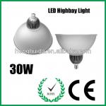 30w industry led factory lighting,high bay 85-265V Meanwell driver LED Highbay Light with CE FCC RoHS-