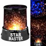 Sky Star Constellation Projector LED Star Master Sound Asleep night light-23SKYM123