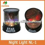Escrow Projector Star Master Night Light-NL-001