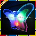 Mini Energy Saving Unbelievable Beautiful 3-LED Butterfly Light-AY-LNL006