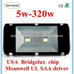 Bridgelux chip, Meanwell driver ip65 led night light(CE,RoHS)-NG-tl910-T200W