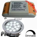 Dimmable led driver for led night light (CE, ROHS, FCC approved)-PLUS-DMX