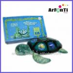 turtle shape projection lamp with animal icon-A0124989
