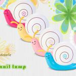 cute usb colorful LED night lamp for kids bedroom-T-0004