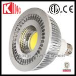 etl 18w par38 E27 COB bulb light dimmable ce ROHS-KING-PAR38-T10