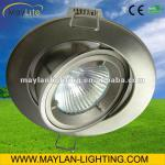 Gu10 LED Downlight for both LED and Halogen bulb SAA approval-ML-1704