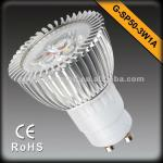 3W GU10 high power led spotlight-G-SP50-3W1A
