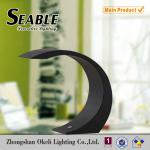 Black Iron LED 4*1W manufactory table lamp sales to Russia-SE-T1011