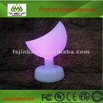 rechargeable illuminated cute led decorative lamp-KDP-DB014