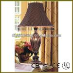 Bedroom traditional hotel table lamps for sale NTB073A-table lamp NTB073A