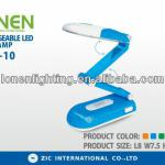 LONEN 31 LED high power rechargeable led small table lamps-SP02-10